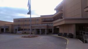 Clinton Veterans Center  in Oklahoma.